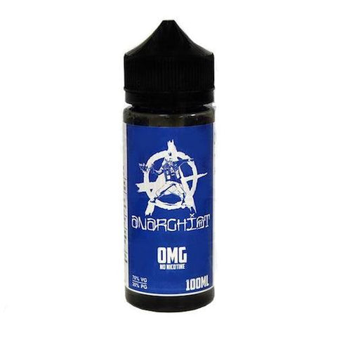 Blue - Anarchist Eliquid - CRAM Vape - Scunthorpe Eliquid Store
