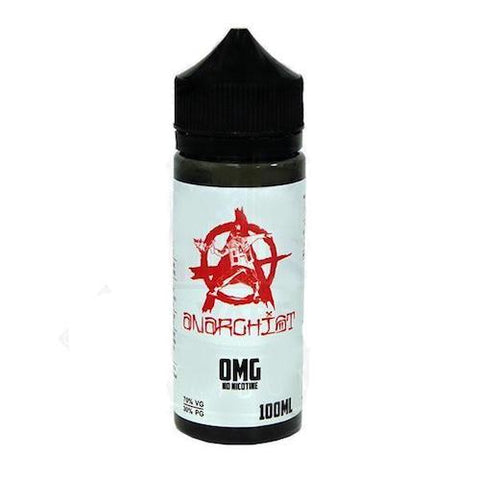 White - Anarchist Eliquid - CRAM Vape - Scunthorpe Eliquid Store