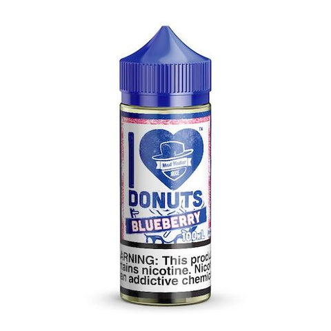 I Love Donuts - Blueberry- Mad Hatter
