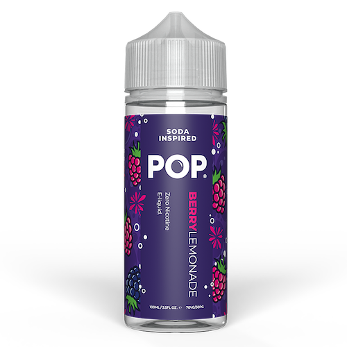POP - Berry Lemonade - CRAM Vape - Scunthorpe Vape Store and Doncaster Vape Store
