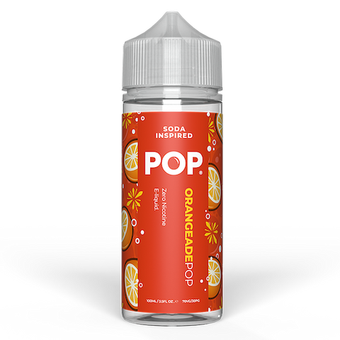 POP - ORANGEADE POP