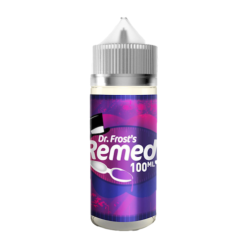 The Remedy - Dr Frost - CRAM Vape - Scunthorpe Vape Store and Doncaster Vape Store