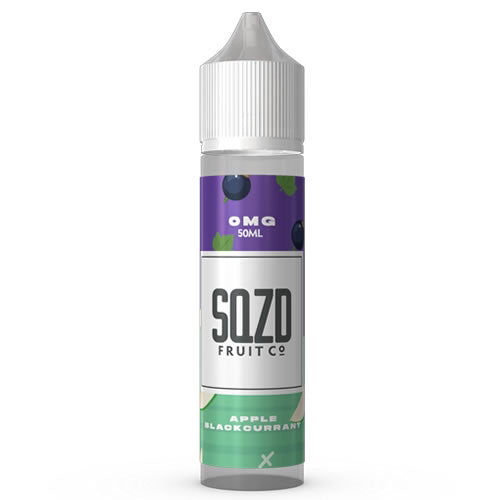 Apple Blackcurrant - SQZD 50ml