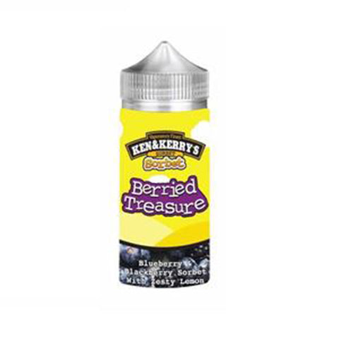 Berried Treasure -  Ken and Kerrys - CRAM Vape - Scunthorpe Eliquid Store