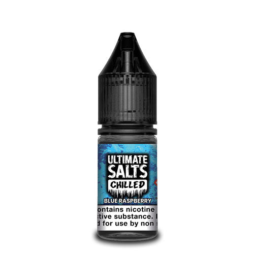 Blue Raspberry Chilled - Ultimate Salts - CRAM Vape - Scunthorpe Vape Store and Doncaster Vape Store