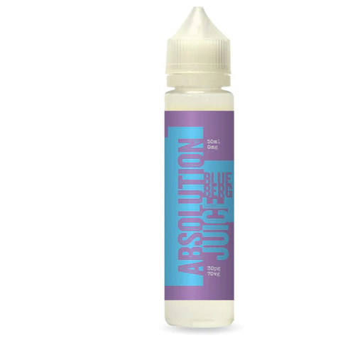 Blue Berg - Absolution Juice - CRAM Vape - Scunthorpe Vape Store and Doncaster Vape Store
