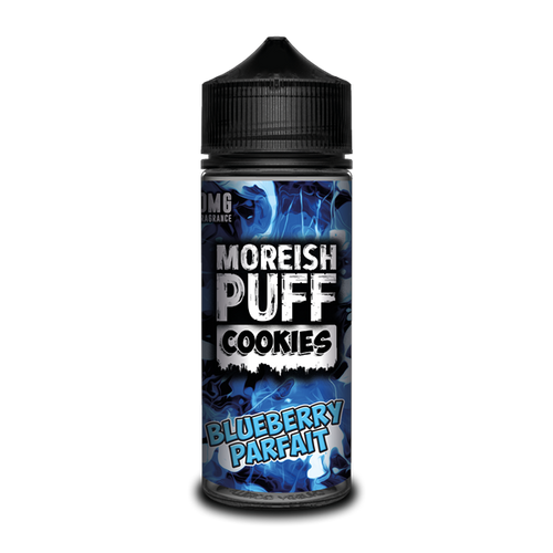 Blueberry Parfait- Moreish Puff Cookies - CRAM Vape - Scunthorpe Vape Store and Doncaster Vape Store