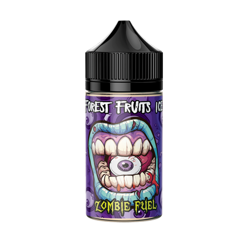 Forest Fruits Ice - Zombie Fuel - CRAM Vape - Scunthorpe Vape Store and Doncaster Vape Store