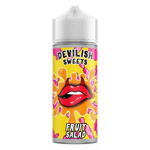 Fruit Salad - Devilish Sweets - CRAM Vape - Scunthorpe Vape Store and Doncaster Vape Store
