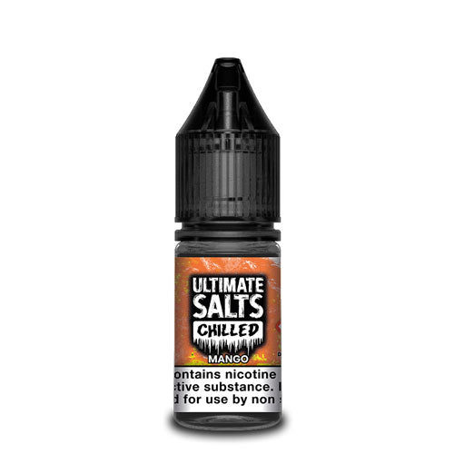 Mango Chilled - Ultimate Salts - CRAM Vape - Scunthorpe Vape Store and Doncaster Vape Store