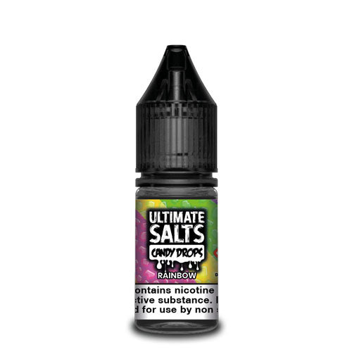 Rainbow Candy Drops - Ultimate Salts - CRAM Vape - Scunthorpe Vape Store and Doncaster Vape Store