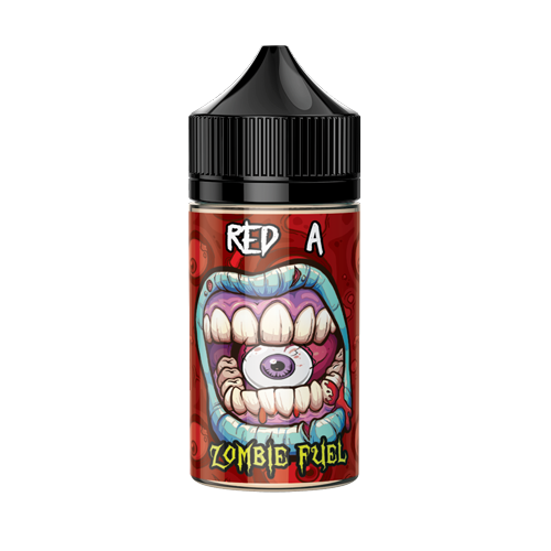 Red A - Zombie Fuel - CRAM Vape - Scunthorpe Vape Store and Doncaster Vape Store