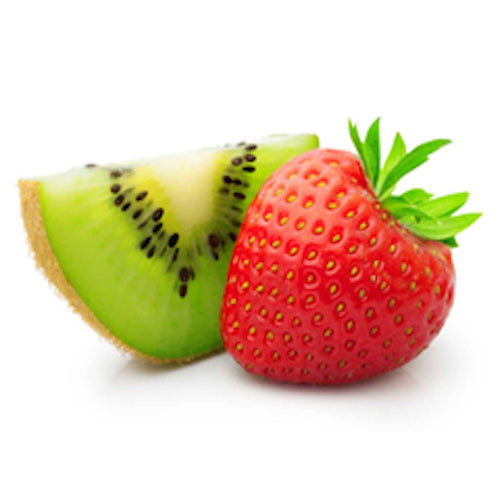 Strawberry & Kiwi - Nictel E-Liquid