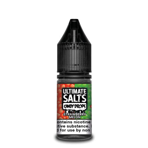 Strawberry Melon Candy Drops - Ultimate Salts - CRAM Vape - Scunthorpe Vape Store and Doncaster Vape Store