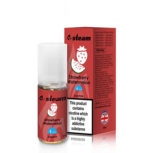 Strawberry Watermelon - A Steam 10ml