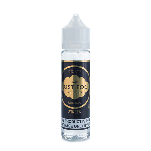 Streek - The Lost Fog Collection - CRAM Vape - Scunthorpe Vape Store and Doncaster Vape Store