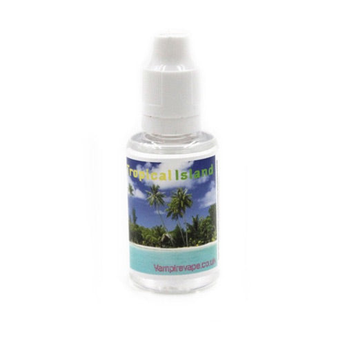 Tropical Island - Concentrate - Vampire Vape