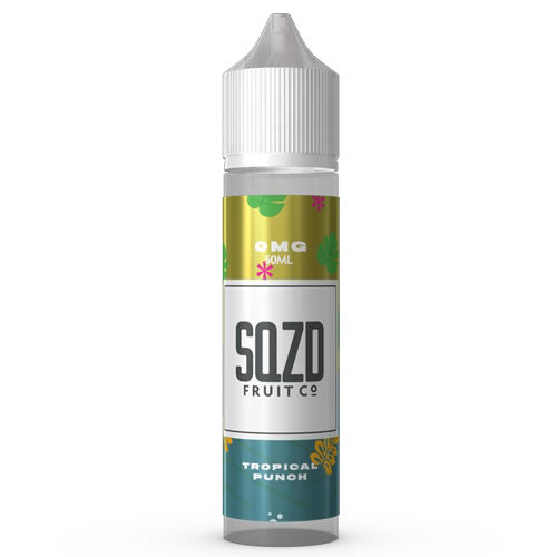 Tropical Punch - SQZD 50ml