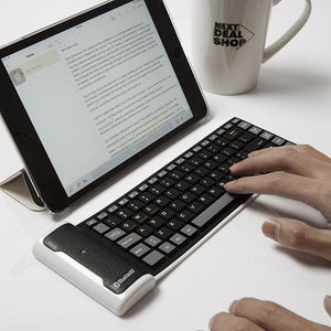 Foldable Bluetooth Waterproof Keyboard - A Keyboard You Can Take to Anywhere!