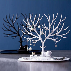 Deer Tree Accessories Stand