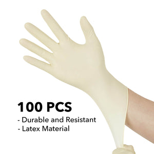 Disposable Durable Latex Gloves