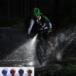LED Bike Lights - Light Up Your Path! (2pc)
