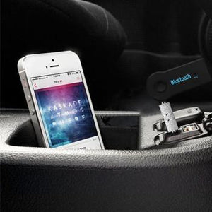 Hands-Free Bluetooth Receiver Car Kit