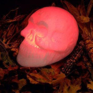 Color Changing Silicone Skeleton Night Lamp