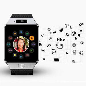 Bluetooth W350S Smart Watch - Activity Tracking, Hands-Free Dialling, and More!