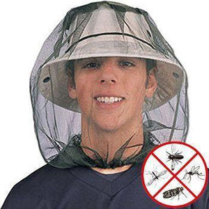 2 Pack - Peaceful Time Mosquito Head Net - Peaceful Time Wherever You Go!