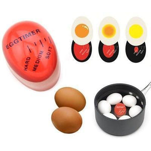 Color Changing Perfect Boiled Egg Timer