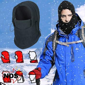 Winter Warm Fleece Full Face Mask