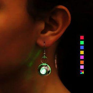 Luminous LED Fashion Earrings
