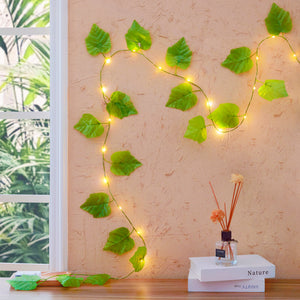 LED Leaf Lights