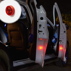 4 Pcs Car Door Safety Light Set