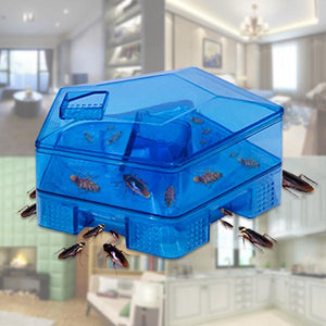 2 Sets Automatic Cockroach Trapper