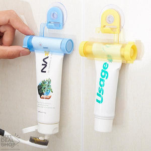 2 Pcs Easy Toothpaste Squeezer