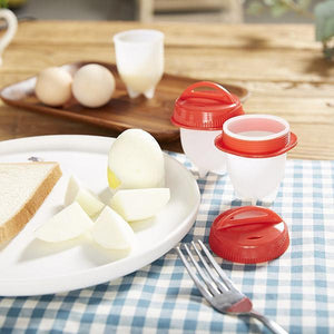 Easy Egg Cooking Cup Set