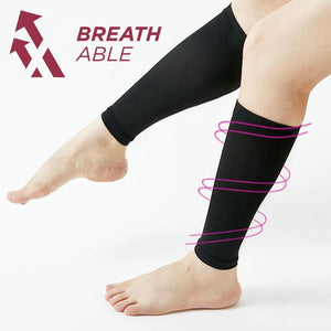 Calf Compression Sleeve Socks (4pairs)