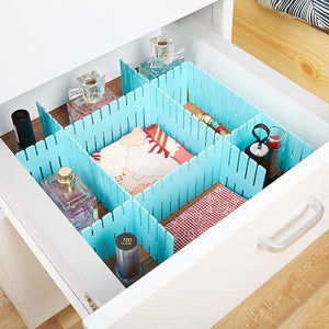 DIY Drawer Organizer Dividers (4pc)