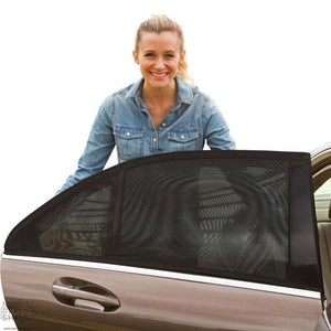Easy Installation Car Side Window Shades