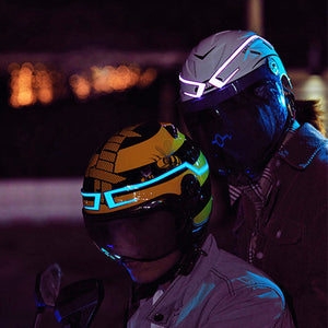 LED Helmet Kit