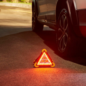 Heavy-Duty Folding LED Traffic Warning Light