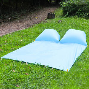 Inflatable Pillow Picnic Mat