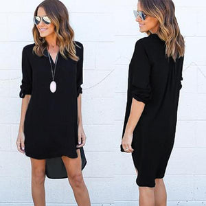 Hi Lo Tunic Dress