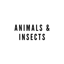 MASKS - Fauna (Animals & Insects)