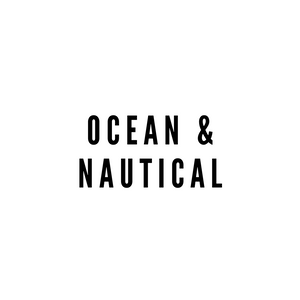 MASKS - Nautical & Ocean