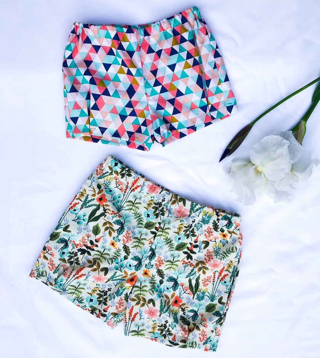 Shorts for little ones
