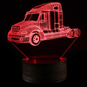Trucker Lights 3D