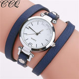 Ladies Watch Fashion Luxury Leather Bracelet